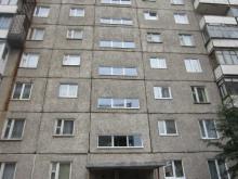 Замена оконных блоков в доме № 6 на улице Пархоменко
