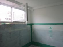 Ремонт подъездов в доме № 6 на улице Пархоменко